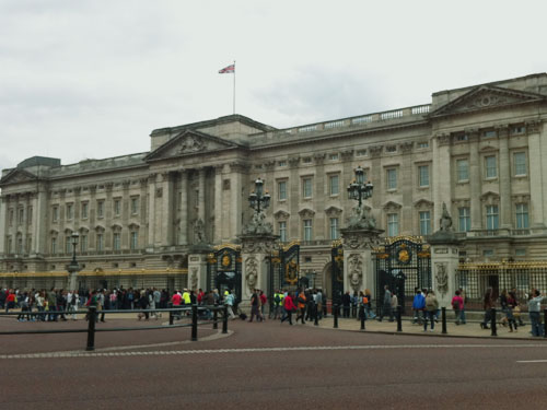 Buckingham Palace (Foto: spe)