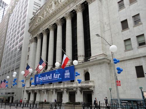 New York Stock Exchange (Foto: Sören Peters)