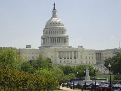 Das Kapitol in Washington D.C., Sitz des US-Kongresses. (Foto: spe)