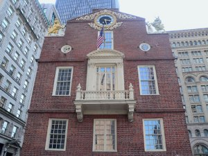 Old State House in Boston (Foto: PR/Freedom Trail Foundation)