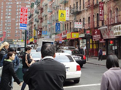 ...und nach Chinatown. (Foto: Sören Peters)