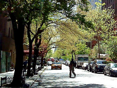 Zurück in Manhattan statten wir zunächst Greenwich Village einen Besuch ab. (Foto: Sören Peters)
