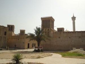 Heritage Village in Bur Dubai. (Foto: spe)