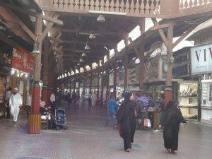 Goldsouk in Deira. (Foto: spe)