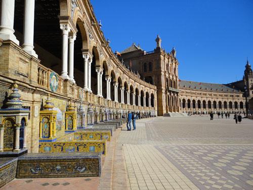 Plaza de España. (Foto: spe)