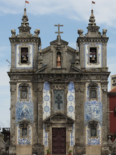 Igreja de Santo Ildefonso. (Foto: spe)