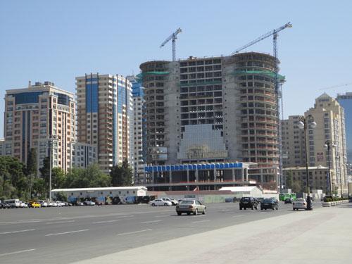 Auch das Stadtzentrum hat sich in den vergangenen Jahren sichtbar verändert. (Foto: spe)