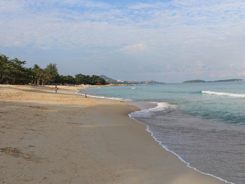 ...doch Chaweng Noi an der Ostküste steht dem in nichts nach. (Foto: spe)