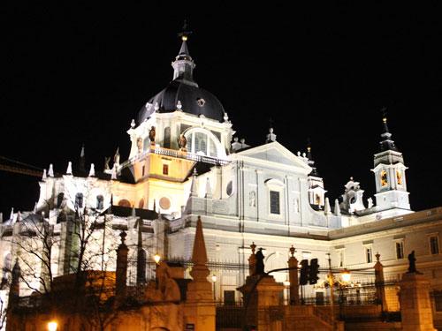 Die Basilica San Francisco el Grande. (Foto: spe)