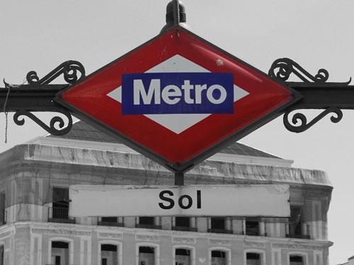 Wer noch ganz viel Energie hat, setzt sich in die U-Bahn... (Foto: spe)