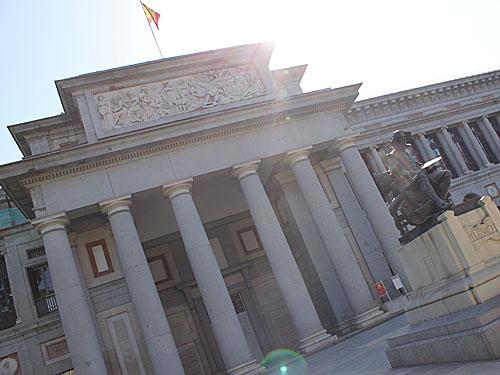 Der Paseo del Prado führt uns zum gleichnamigen Museum. (Foto: spe)