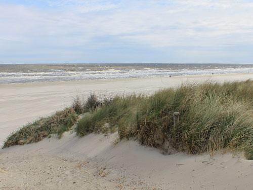 A propos rau: Anblicke wie diese sind es, warum ich mich in Langeoog verliebt habe. (Foto: Sören Peters)