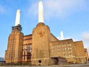 Vor der geplanten Renovierung ist die Battersea Power Station ein letztes Mal frei zugänglich. (Foto: Battersea Power Station)
