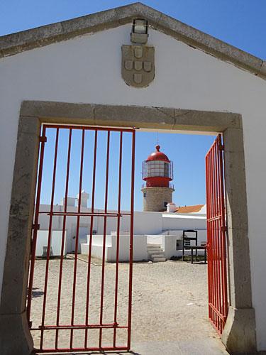 Leuchtturm am Cabo de São Vicente. (Foto: Sören Peters)