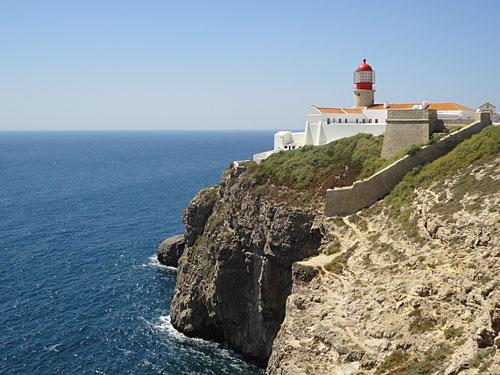 Das Cabo de São Vicente, südwestlichster Punkt des europäischen Festlands. (Foto: Sören Peters)