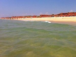 Praia da Rocha Baixinha. (Foto: Sören Peters)