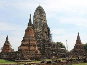 Wat Ratchaburana in Ayutthaya. (Foto: Sören Peters)