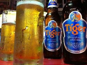 Tiger Beer. Rrrrrrr. (Foto: Sören Peters)