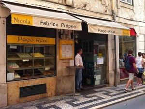 Das Paço Real an der Rua da Conceição wirkt recht unscheinbar, erwies sich aber als Glücksgriff. (Foto: Sören Peters)