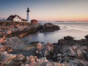 """Portland Head Light - ältester Leuchtturm in Maine. (Foto: <a href=""""http://www.flickr.com/photos/houser/6230126525/"""">Houser</a> via <a href=""""http://photopin.com"""">photopin</a> <a href=""""http://creativecommons.org/licenses/by-nc-nd/2.0/"""">cc</a>)"""