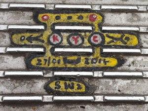 Street Art im besten Wortsinn. (Foto: Sören Peters)