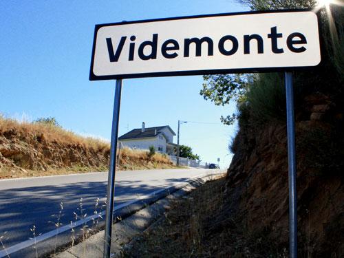 Ortseingang nach Videmonte. (Foto: Sören Peters)