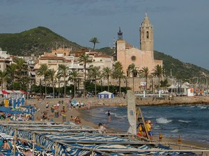 """Sitges. (Foto: <a href=""""https://www.flickr.com/photos/enricarchivell/3097631959/"""">enric archivell</a> via <a href=""""http://photopin.com"""">photopin</a> <a href=""""http://creativecommons.org/licenses/by-nc-sa/2.0/"""">cc</a>)"""