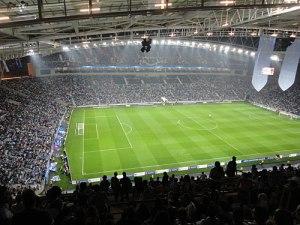 Blick ins Estádio do Dragão des FC Porto. (Foto: Sören Peters)