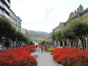Die Avenida da Liberdade führt in Bragas historisches Zentrum. (Foto: Sören Peters)