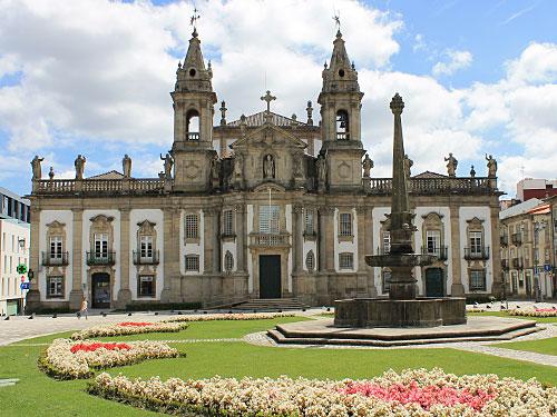 Zum Abschluss noch die Igreja de São Marcos, bevor es... (Foto: Sören Peters)