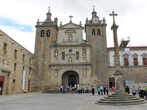 Kathedrale Sé de Viseu. (Foto: Sören Peters)