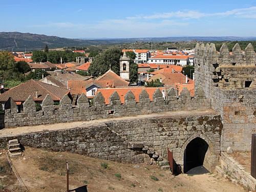 Vom Castelo aus hat man nicht nur einen Überblick über die Stadt... (Foto: Sören Peters)