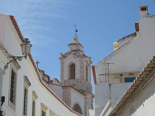 Igreja de Santo Antonio. (Foto: Sören Peters)