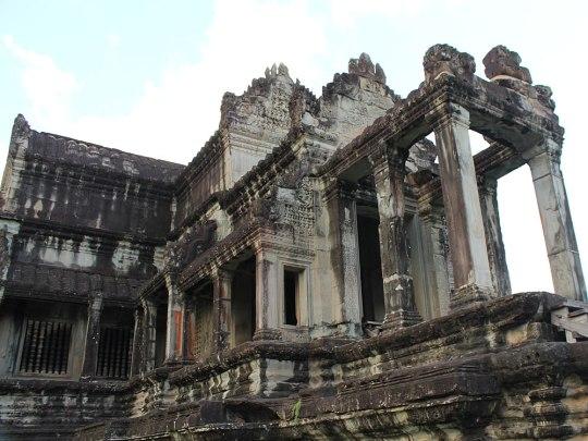 ...den Zahn der Zeit. Vor 1.000 Jahren wurden die Anlagen errichtet. Das Klima tat der Bausubstanz nicht gut. (Foto: Sören Peters)