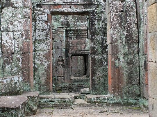 Tunnelblick: Der Banteay Kdei ist - zumindest für Hobbyfotografen - einen Besuch wert. (Foto: Sören Peters)