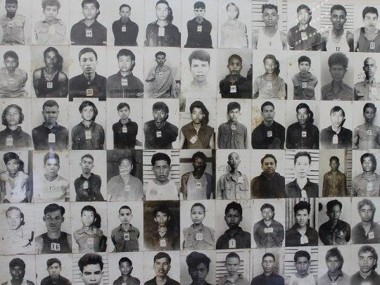 Zwischen 1975 und Anfang 1979 waren hier knapp 17.000 Kambodschaner inhaftiert. (Foto: Sören Peters)