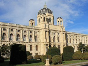 Naturhistorisches Museum. (Foto: Sören Peters)