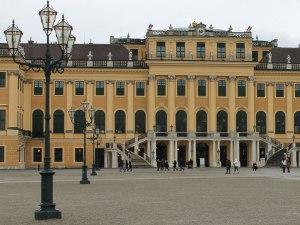 Schloss Schönbrunn. (Foto: Sören Peters)
