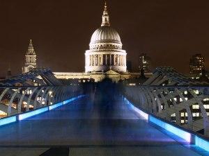 Zwischendurch geht es immer mal wieder nach London. (Foto: Sören Peters)
