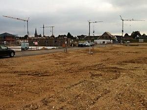 Neubaugebiet Weilerswist-Süd. (Foto: Sören Peters)