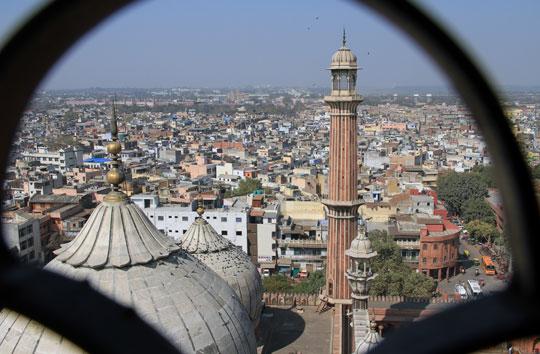 160229-Indien-Delhi-OldDelhi-JamaMasjid-540x354-SoerenPeters