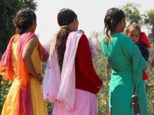 Indien ist vor allem eins: bunt! (Foto: Sören Peters)