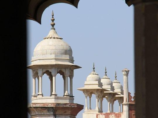 Details im Agra Fort. (Foto: Sören Peters)